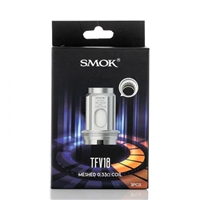 SMOK TFV18 Mesh Replacement Coils -3 Pk - EJuice Connect