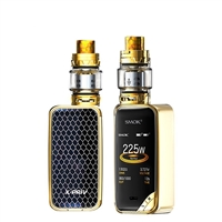 SMOK X-PRIV 225W TC Mod Kit - TFV12 Prince Tank $62.49 - Ejuice Connect