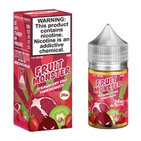 Fruit Monster SALT - Strawberry Kiwi Pomegranate - 30ML  $10.99 - EJuice Connect
