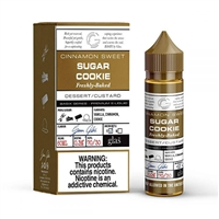 Sugar Cookie - Glas Basix Series E-Liquid 60ml - $9.79 - EJuice Connect