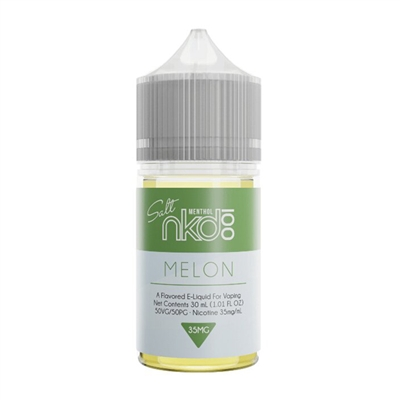 MELON by NKD 100 SALT (Naked 100) $10.99 Nic Salt E-liquid - 30ml  - EJuice Connect