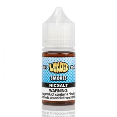 Smores by Loaded Nic Salt - 30ml - $9.99 - EJuice Connect