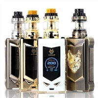 SnowWolf MFENG 200W Starter Kit - $54.95 - EJuice Connect