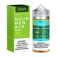 Sour Menace by Bubble Gang E Liquid - 100ml E-Liquid  $10.99 - EJuice Connect