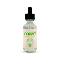 Sour Sweet by Naked 100 Vape E-liquid 60mL $10.99 - EJuice Connect