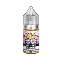 Strawberry Jelly Donut by Loaded Nic Salt - 30ml - $9.99 - EJuice Connect