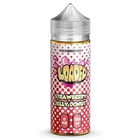 Loaded Strawberry Jelly Donut 120mL Vape Liquid Ruthless $15.99 - EJuice Connect
