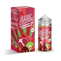 Fruit Monster Strawberry Kiwi Pomegranate 100mL $10.99 - EJuice Connect