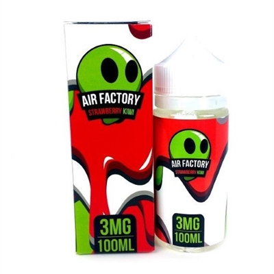 Strawberry Kiwi by Air Factory E-Liquid 100mL $13.99 E-Liquid - EJuice Connect