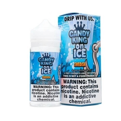 Swedish in Ice by Candy King on Salt 30ml $10.99 - EJuice Connect