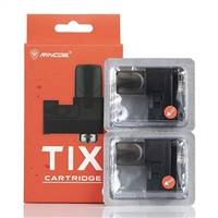 Rincoe Tix Pod Replacement Cartridge - 2PK - $9.99  -  EJuice Connect