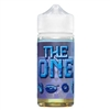 The One Blueberry by Beard Vape Co E-liquid - 100ml The One Vape Juice $12.99 - Ejuice Connect