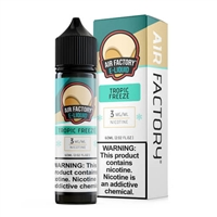 Tropic Freeze by Air Factory E-Liquid 60mL $11.95 - EJuice Connect