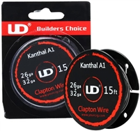 UD Kanthal Wire 15ft Spool 32ga- Ejuice Connect