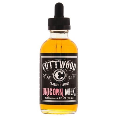 Unicorn Milk by Cuttwood E-Liquid $31.99 Strawberry Milk Vapor 120ml - Ejuice Connect
