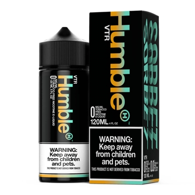 Vape the Rainbow E-Liquid by Humble Juice Co. 120mL Vapor $10.79 - EJuice Connect