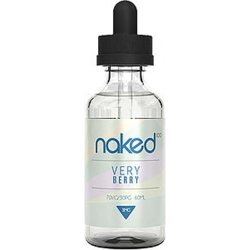 Berry (Very Cool) E-liquid - Naked 100: Menthol (60mL