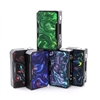 VooPoo DRAG 157W TC  Mod - GENE Chip $43.95 - Rainbow Resin Black - EJuice Connect