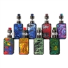 VooPoo DRAG MINI PLATINUM Edition 117W TC Mod Kit - Force T2 Tank - EJuice Connect