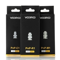 VooPoo PnP Replacement Coils - 5 PK -  EJuice Connect