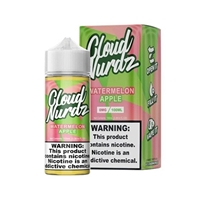 Watermelon Apple by Cloud Nurdz E-Liquid - 100ml $10.99 - EJuice Connect