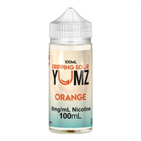 Yumz Orange by Dripping Sour 100ml Raspberry Candy Vape $11.89 - EJuice Connect