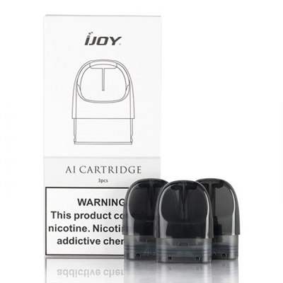 iJoy AI POD Replacement Pod Cartridges - 3 Pk - $9.99  -  EJuice Connect