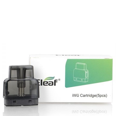 The Eleaf iWu Replacement Pods - 1 Pk - $9.99  -  EJuice Connect