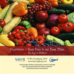 Nutrition - Your Fate is on Your Plate