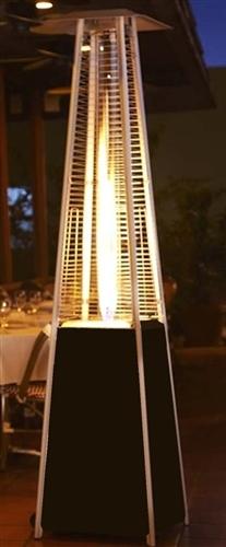 Pyramid Heater Quartz Glass Tube Replacement