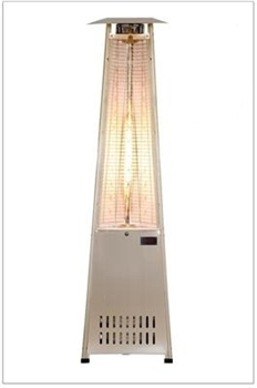 Commercial Stainless Steel Flame Heater
