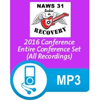 2016 conference recordings cds & mp3s