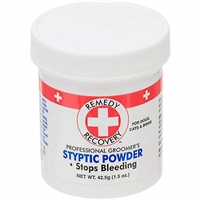 Remedy+Recovery Styptic Powder