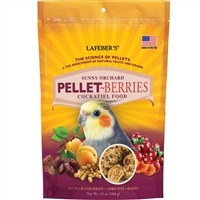 Pellet-Berries for Cockatiels 10 oz