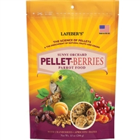 Pellet-Berries for Parrots 10 oz