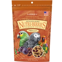 Senior Bird Nutri-Berries for Parrot 10 oz