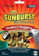 5oz/6 SUNBURST TREATS FRUITS & VEGGIES