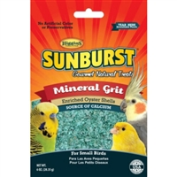 6oz SUNBURST TREATS MINERAL GRIT