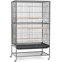 F040 Flight Bird Cage - Black