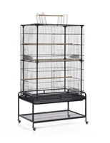 F085 Play Top Flight Cage With Stand
