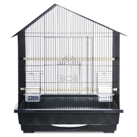 SP25211B/B Offset Roof Cockatiel / Parakeet Cage