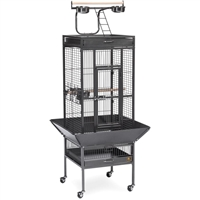 3151BLK Select Bird Cage - Black