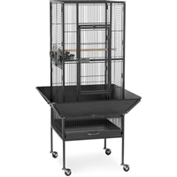 3351Black Park Plaza Bird Cage Black