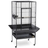 3352BLK Park Plaza Bird Cage Black