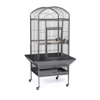 MEDIUM DOME TOP CAGE - BLACK - 34521