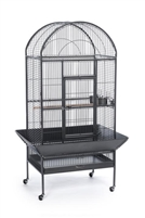 LARGE DOME TOP CAGE - BLACK - 34531