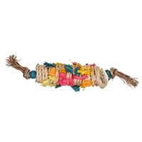 HARI Bird Toy, Bamboo Wrap, Medium