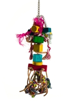 "#2024 Tassel Tower (17"" X 4"")"