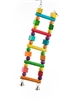 "#2030 Rainbow Ladder  (22"" x6"")"