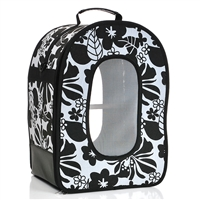 Soft Sided Travel Carrier Small BLACK